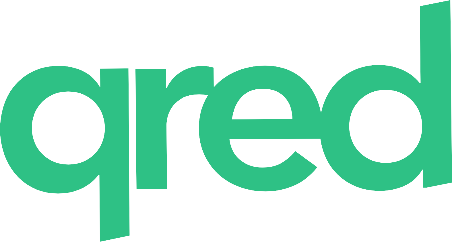 Qred Oy logotype