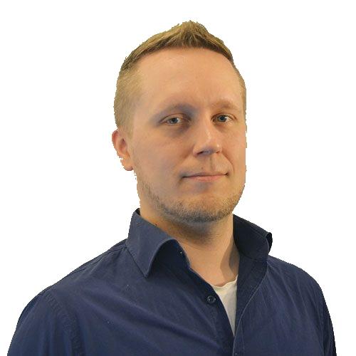 Antti, Asiakasneuvoja Finland