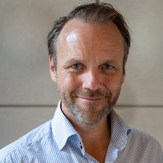 Emil Sunvisson, VD och medgrundare