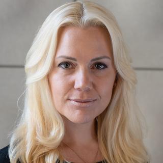 Mia Rosén, CFO