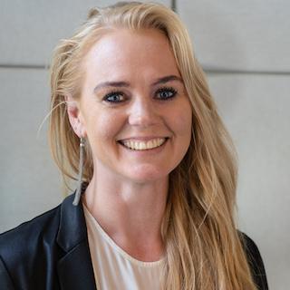 Nanna Liebregt Thorø, Country Manager för Danmark