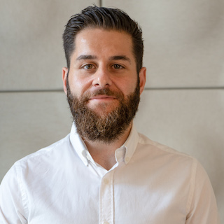 Thomas Morice, Senior Web Developer